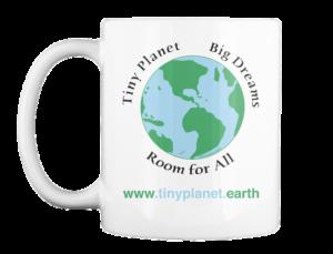 Tiny Planet Mug