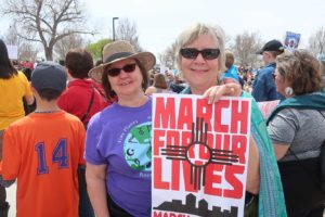 March for Our Lives in Albuquerque